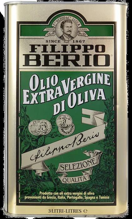 Azeite de Oliva Italiano Filippo Berio 3 litros
