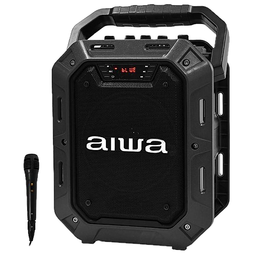 Caixa de som Aiwa AW-HD200BT - Bluetooth / USB / FM Microfone