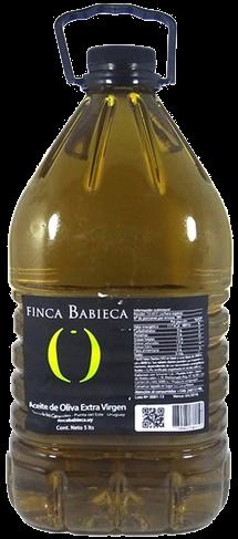 Azeite de Oliva Uruguayo Finca Babieca