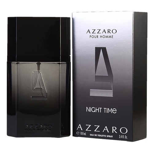 Azzaro Night Time Eau de Toilette 100ML