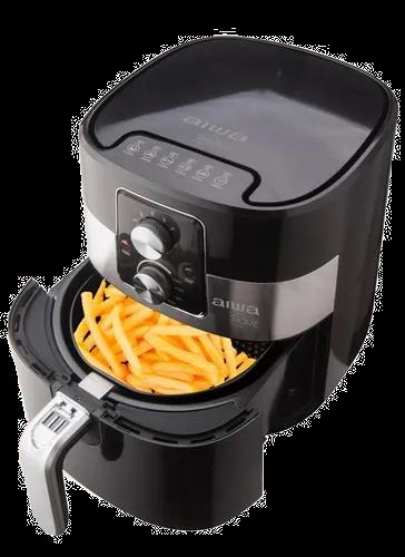 Fritadeira Aiwa 3 litros, sem óleo - Aw-FD7003