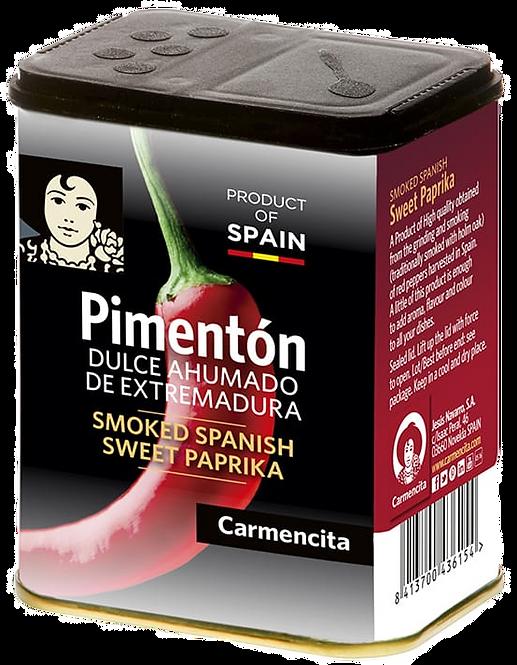 Páprica Smoked Carmensita 75Gr