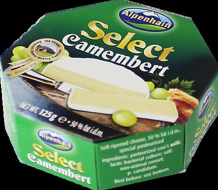 Queijo Camembert da Bavária 125gr