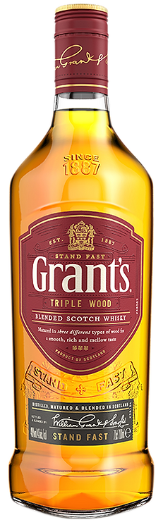 Whisky Grant´s Triple Wood - 1000ml