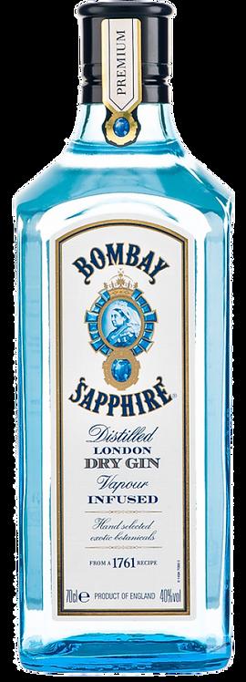 Gin Bombay Sapphire Dry 1000ml
