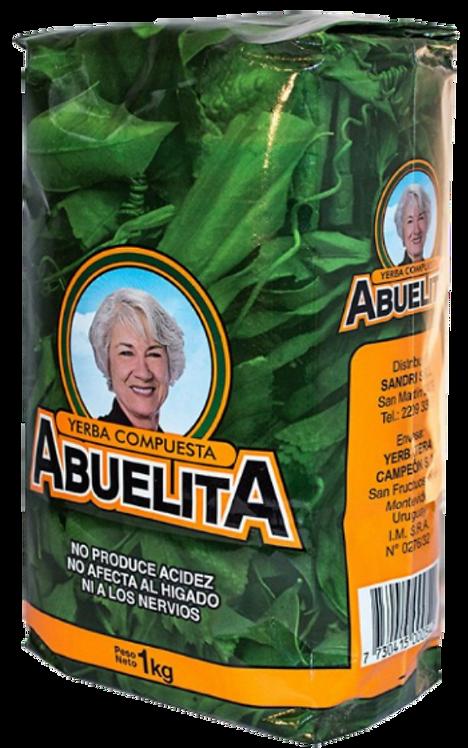 Erva Mate Uruguaia Abuelita com CBD