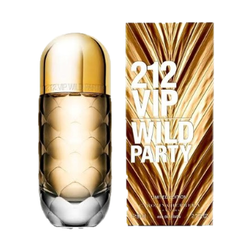 Carolina Herrera 212 Wild Party Fem
