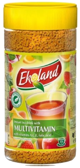 Chá Granulado Ekland Multivitaminas