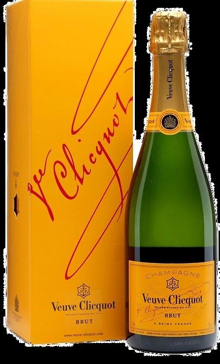 Champagne Francês Veuve Clicquot Brut