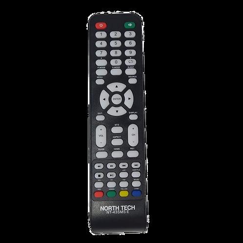 Controle Remoto para Smart TV North Tech NT-43SMS