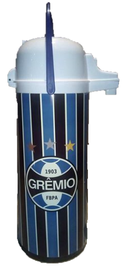 Garrafa Térmica Grêmio 1,9 Litros