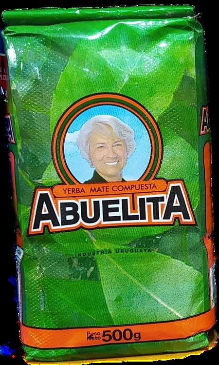 Erva Mate Uruguaya Abuelita Composta