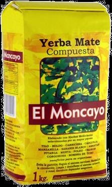Erva Mate Uruguaya El Moncayo