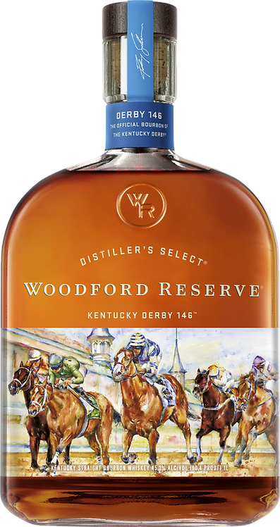 Whisky Woodford Reserve Kentucky Derby 1000ml