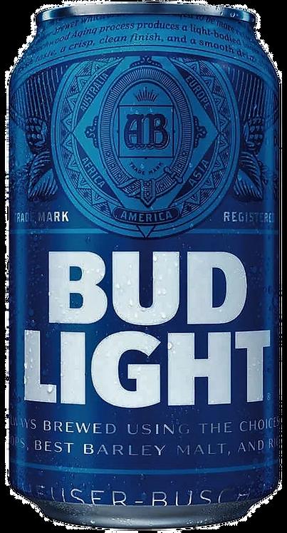 Cerveja Bud Light Lata 355ml (cx c/24)