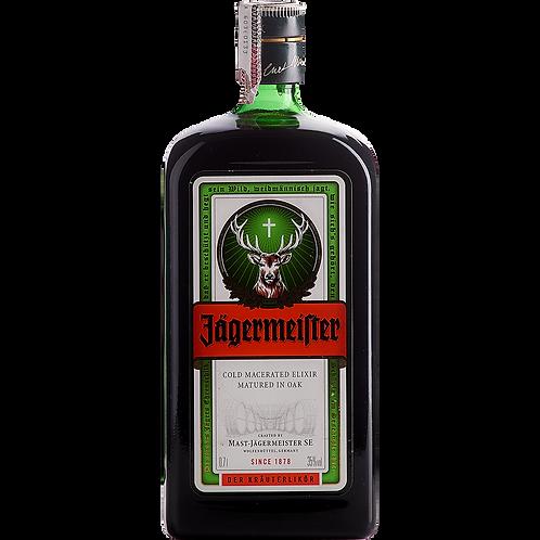 Licor Jägermeister 700ml