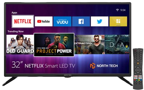 "Smart TV North Tech 32"""