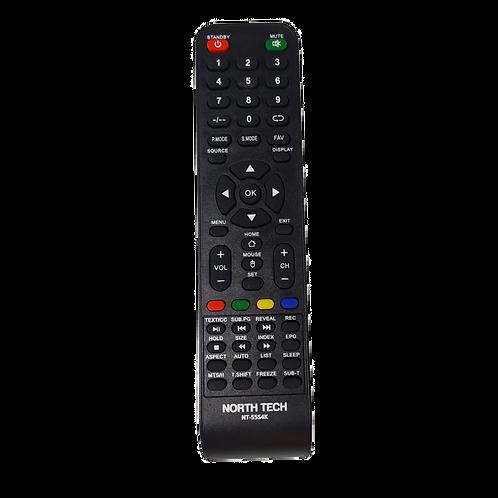 Controle Remoto para Smart TV North Tech NT-55S4K