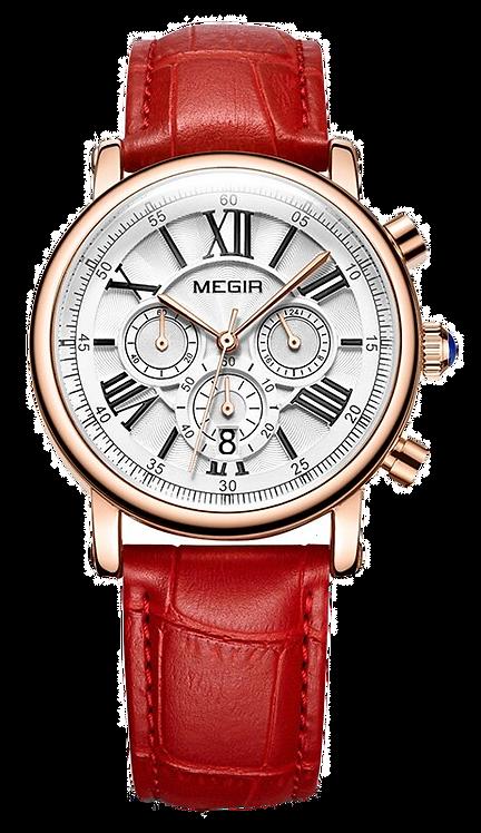 Relógio Feminino Megir 2058