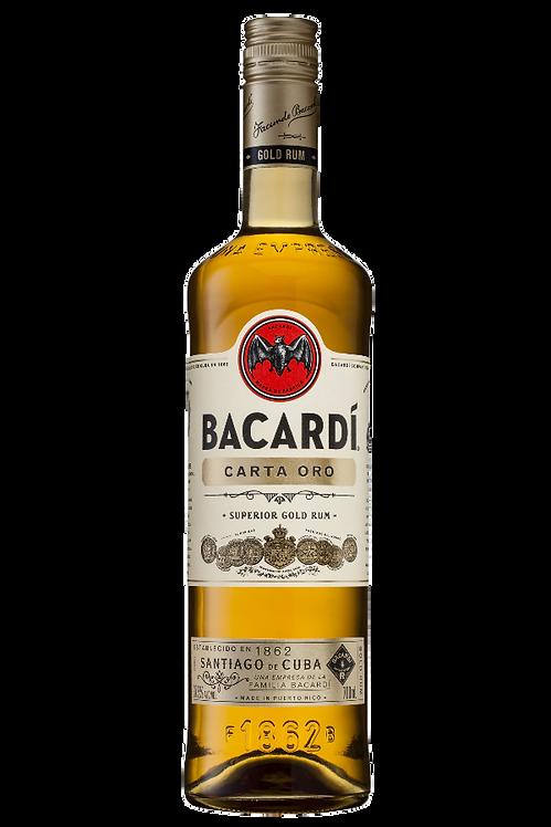 Rum Bacardi Carta Oro 750ml
