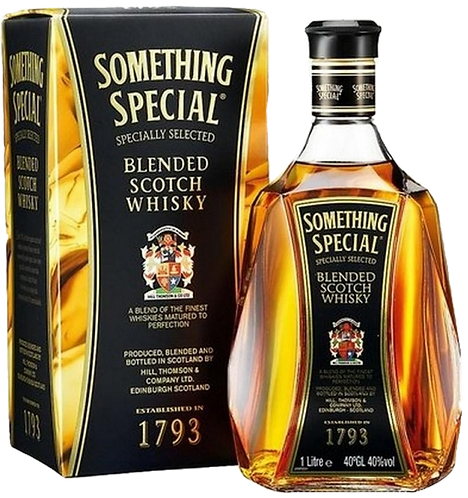 Whisky Something Special 1000ml