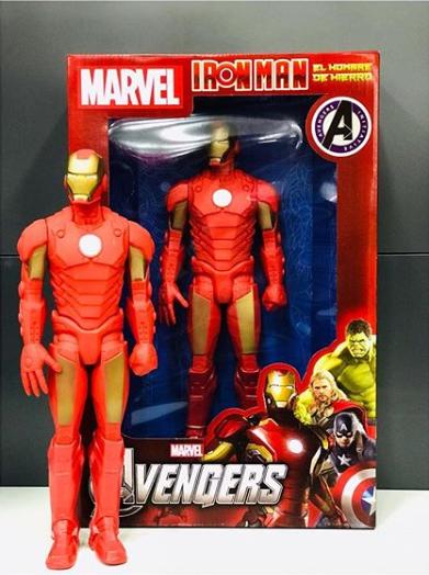 Boneco Iron Man - Marvel 38cm