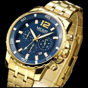 Relógio Masculino Megir 2068