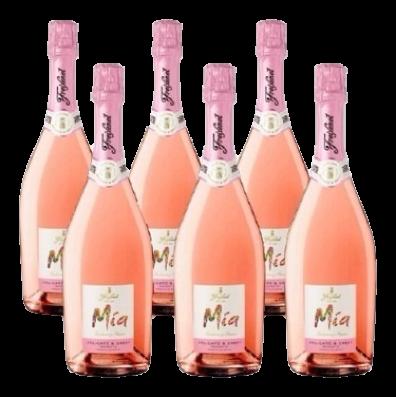 Espumante Freixenet Mia Delicate & Sweet ( 6 unidades)