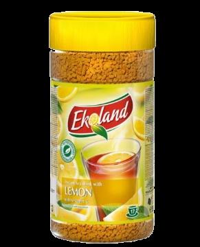 Chá Granulado Ekland Sabor Limão