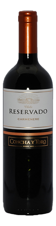 Vinho Concha y Toro Reservado 750ml