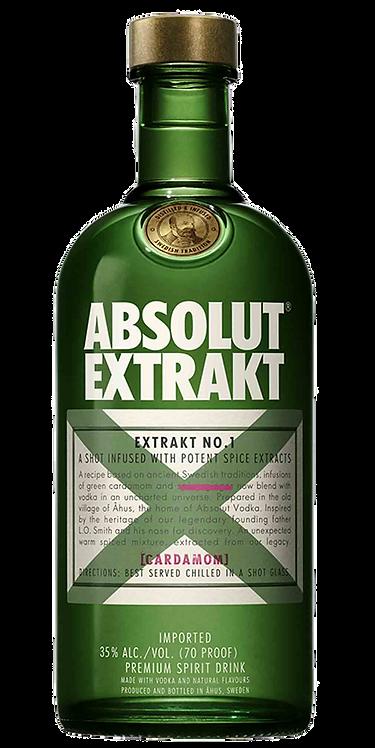Vodka Absolut Extrakt 1000ml
