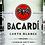 Thumbnail: Rum Bacardi Superior Carta Blanca - 3 litros