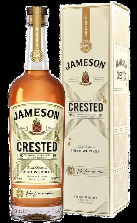 Jameson Crested Irish Whiskey 750ml