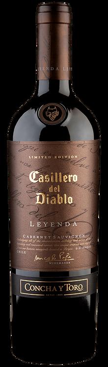 Vinho Casillero del Diablo Leyenda 750ml