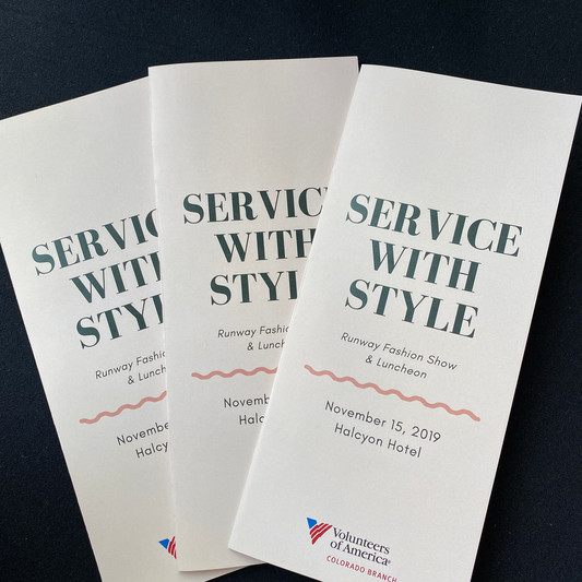 Volunteers of America Service with Style