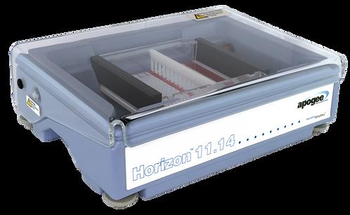 Horizon 11.14 - Horizontal Electrophoresis Apparatus with Quick-Cast System