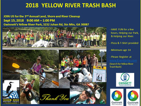 Yellow River Trash Bash