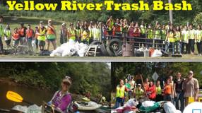 Yellow River Trash Bash 2017