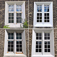 Sash Window Restoration in London