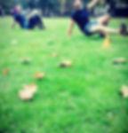 TD London Boot Camp - Highbury Fields
