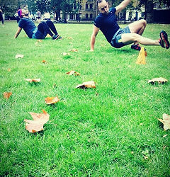 TD London Boot Camp - Highbury Fields