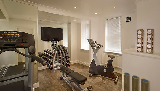 Personal Training Luxury Hotels Africa