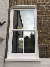 sash window repairs in Highgate and Crouch End