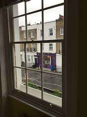 Box Sash Window Replacement in London
