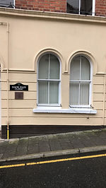 Sash Window Restoration in Belfast