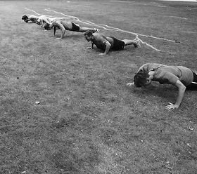 Highbury Fields Bootcamp - Ultimate Park Gym