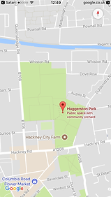 Haggerston Park Fitness Boot Camp Hackney