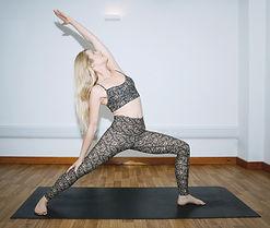 Yoga Islington London - Train Dirty London