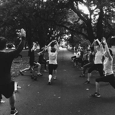 Milano Fitness Bootcamp Italy
