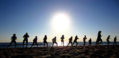 Beach Bootcamp Lisbon